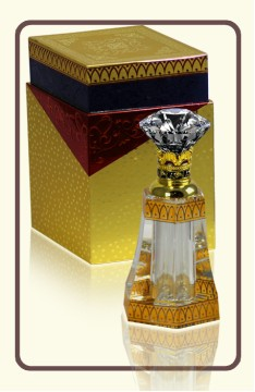 Crystal Bottle (11135, 24ML)